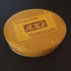 Vintage Extra Fine Marshmallows Tin